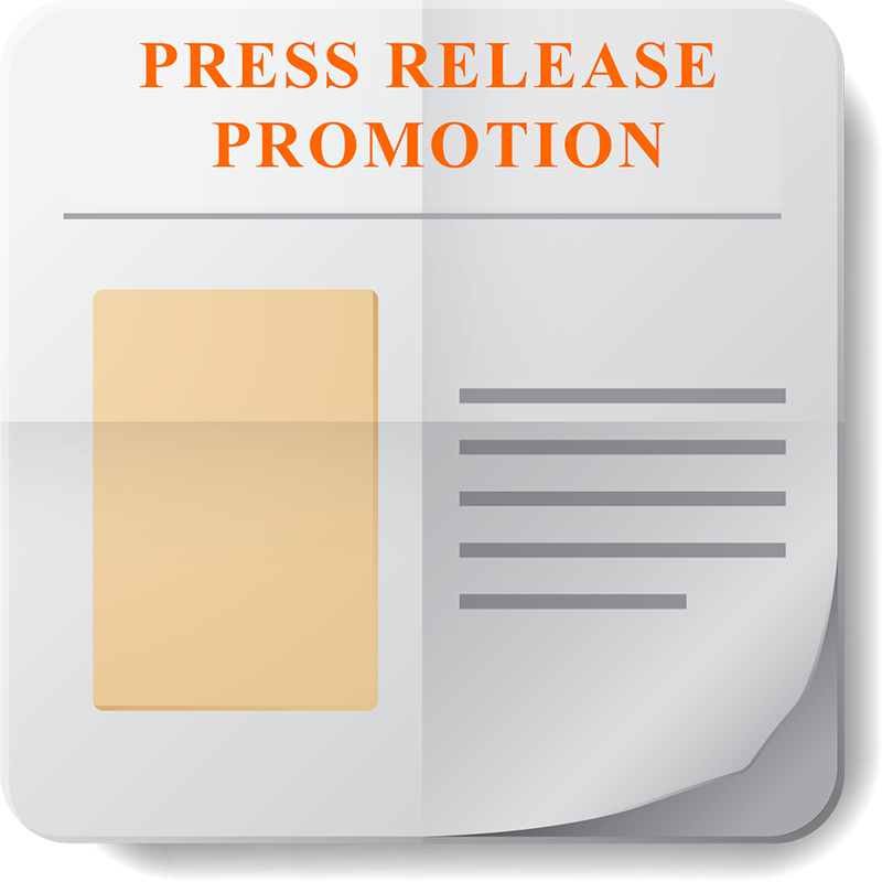 Press Release Promotion Icon